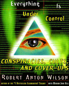 Foto Cover di Everything Is Under Control, Ebook inglese di Robert A. Wilson, edito da HarperCollins