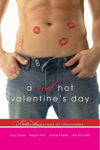 Foto Cover di A Red Hot Valentine's Day, Ebook inglese di AA.VV edito da HarperCollins