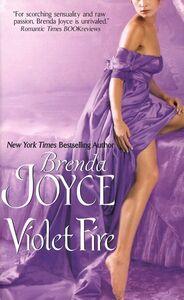 Foto Cover di Violet Fire, Ebook inglese di Brenda Joyce, edito da HarperCollins
