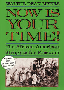 Foto Cover di Now Is Your Time!, Ebook inglese di Walter Dean Myers, edito da HarperCollins