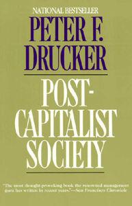 Foto Cover di Post-Capitalist Society, Ebook inglese di Peter F. Drucker, edito da HarperCollins