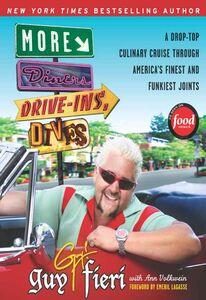Foto Cover di More Diners, Drive-ins and Dives, Ebook inglese di Guy Fieri,Ann Volkwein, edito da HarperCollins