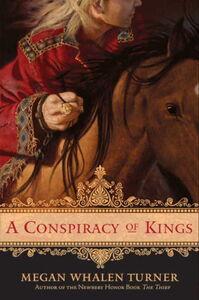 Foto Cover di A Conspiracy of Kings, Ebook inglese di Megan Whalen Turner, edito da HarperCollins