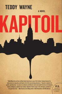 Foto Cover di Kapitoil, Ebook inglese di Teddy Wayne, edito da HarperCollins