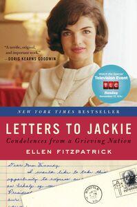 Foto Cover di Letters to Jackie, Ebook inglese di Ellen Fitzpatrick, edito da HarperCollins