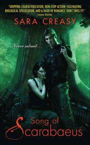 Foto Cover di Song of Scarabaeus, Ebook inglese di Sara Creasy, edito da HarperCollins