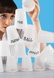 Foto Cover di The Snowball Effect, Ebook inglese di Holly Nicole Hoxter, edito da HarperCollins