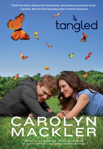 Foto Cover di Tangled, Ebook inglese di Carolyn Mackler, edito da HarperCollins
