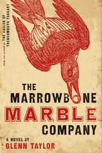 Foto Cover di The Marrowbone Marble Company, Ebook inglese di Glenn Taylor, edito da HarperCollins