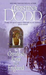 Foto Cover di The Greatest Lover in All England, Ebook inglese di Christina Dodd, edito da HarperCollins