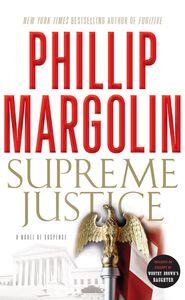 Foto Cover di Supreme Justice, Ebook inglese di Phillip Margolin, edito da HarperCollins