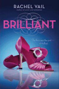 Foto Cover di Brilliant, Ebook inglese di Rachel Vail, edito da HarperCollins