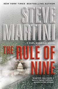 Foto Cover di The Rule of Nine, Ebook inglese di Steve Martini, edito da HarperCollins