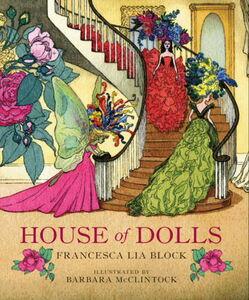 Foto Cover di House of Dolls, Ebook inglese di Barbara McClintock,Francesca Lia Block, edito da HarperCollins