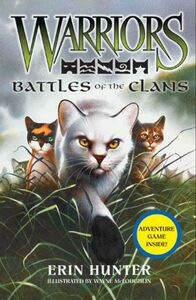 Foto Cover di Battles of the Clans, Ebook inglese di Erin Hunter, edito da HarperCollins