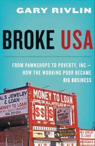 Foto Cover di Broke, USA, Ebook inglese di Gary Rivlin, edito da HarperCollins