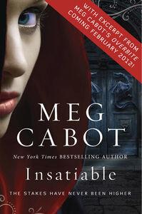Foto Cover di Insatiable, Ebook inglese di Meg Cabot, edito da HarperCollins