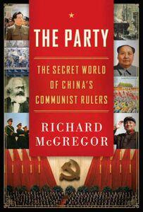 Foto Cover di The Party, Ebook inglese di Richard McGregor, edito da HarperCollins