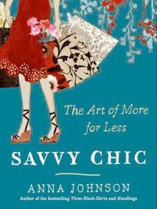 Foto Cover di Savvy Chic, Ebook inglese di Anna Johnson, edito da HarperCollins