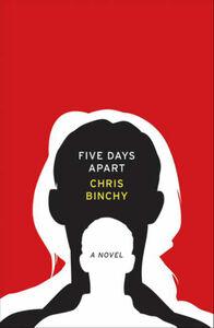 Foto Cover di Five Days Apart, Ebook inglese di Chris Binchy, edito da HarperCollins