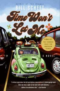 Foto Cover di Time Won't Let Me, Ebook inglese di Bill Scheft, edito da HarperCollins