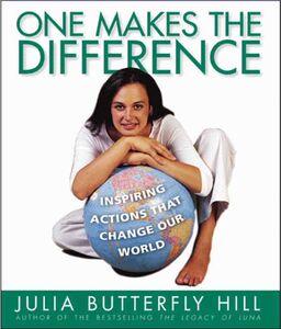 Foto Cover di One Makes the Difference, Ebook inglese di Julia Hill, edito da HarperCollins