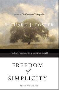 Foto Cover di Freedom of Simplicity, Ebook inglese di Richard J. Foster, edito da HarperCollins