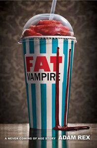 Foto Cover di Fat Vampire, Ebook inglese di Adam Rex, edito da HarperCollins