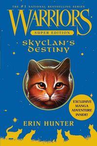 Foto Cover di SkyClan's Destiny, Ebook inglese di Erin Hunter,Wayne McLoughlin, edito da HarperCollins