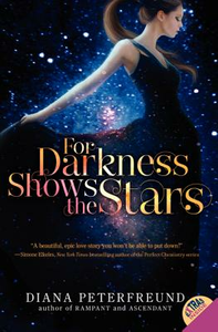 Libro in inglese For Darkness Shows the Stars  - Diana Peterfreund