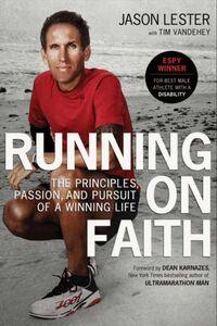 Foto Cover di Running on Faith, Ebook inglese di Jason Lester,Tim Vandehey, edito da HarperCollins