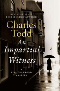 Foto Cover di An Impartial Witness, Ebook inglese di Charles Todd, edito da HarperCollins