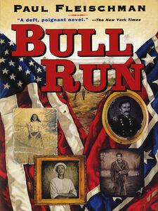 Foto Cover di Bull Run, Ebook inglese di Paul Fleischman, edito da HarperCollins