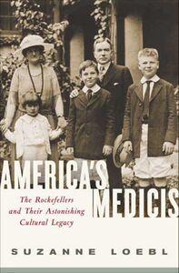 Foto Cover di America's Medicis, Ebook inglese di Suzanne Loebl, edito da HarperCollins