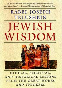 Foto Cover di Jewish Wisdom, Ebook inglese di Joseph Telushkin, edito da HarperCollins