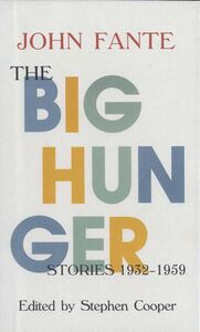 Foto Cover di The Big Hunger, Ebook inglese di John Fante, edito da HarperCollins