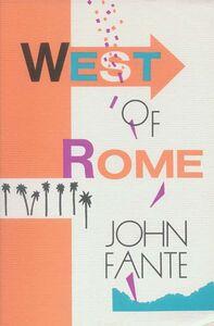 Foto Cover di West of Rome, Ebook inglese di John Fante, edito da HarperCollins