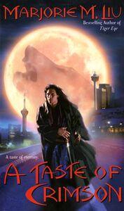 Foto Cover di A Taste of Crimson, Ebook inglese di Marjorie M. Liu, edito da HarperCollins