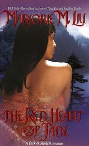 Foto Cover di The Red Heart of Jade, Ebook inglese di Marjorie M. Liu, edito da HarperCollins