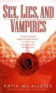 Foto Cover di Sex, Lies, and Vampires, Ebook inglese di Katie MacAlister, edito da HarperCollins