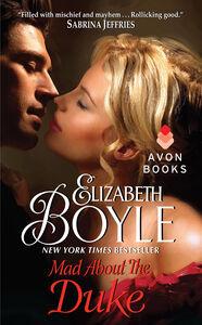 Foto Cover di Mad About the Duke, Ebook inglese di Elizabeth Boyle, edito da HarperCollins