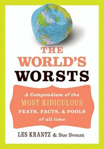 Foto Cover di The World's Worsts, Ebook inglese di Les Krantz, edito da HarperCollins