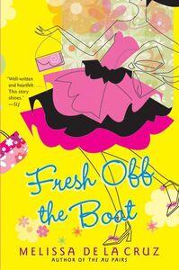 Foto Cover di Fresh Off the Boat, Ebook inglese di Melissa de la Cruz, edito da HarperCollins