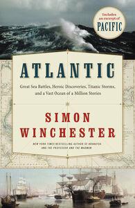 Foto Cover di Atlantic, Ebook inglese di Simon Winchester, edito da HarperCollins