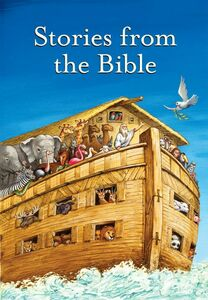 Foto Cover di Stories from the Bible, Ebook inglese di Elsie E. Egermeier, edito da HarperCollins