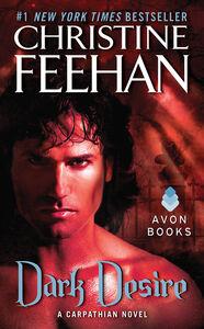 Foto Cover di Dark Desire, Ebook inglese di Christine Feehan, edito da HarperCollins