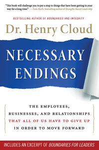 Foto Cover di Necessary Endings, Ebook inglese di Henry Cloud, edito da HarperCollins