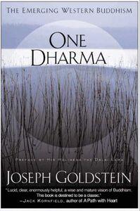 Foto Cover di One Dharma, Ebook inglese di Joseph Goldstein, edito da HarperCollins