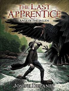 Foto Cover di Rage of the Fallen, Ebook inglese di Patrick Arrasmith,Joseph Delaney, edito da HarperCollins