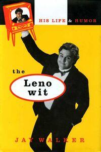 Foto Cover di The Leno Wit, Ebook inglese di Bill Adler,Jay Walker, edito da HarperCollins